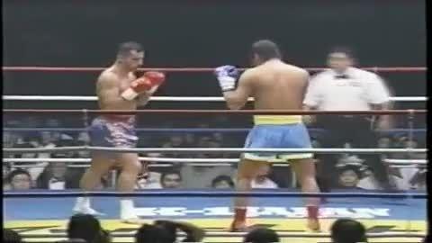 مبارزه اَندی هوگ و ماساکی میاموتو 1998