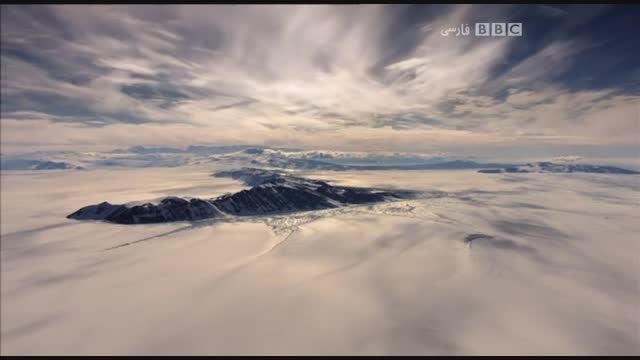 مستند سیاره یخ زده با دوبله فارسی - قسمت دوم