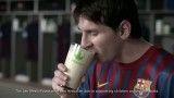 لیونل مسی(كلیپ تبلیغاتی مسی)!!!