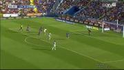 گل سوم رئال مادرید به لوانته (کریستیانو رونالدو)