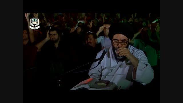 مراسم شب های قدر(1393) - احیا شب بیست و یکم - 7
