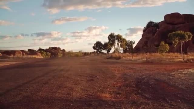 All-New Mazda3 Vs The Ghan -Day 2/3