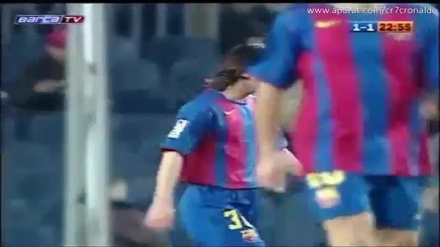 هایلایت کامل بازی لیونل مسی مقابل لوانته (2004)