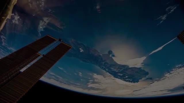 زمین 2015، گرفته شده از ایستگاه فضایی بین المللی