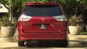 رسمی:تویوتا سی ینا-2015-Toyota Sienna SE(کیفیت بالا)