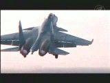 رزمایش ناو هواپیمابر ارتش روسیه