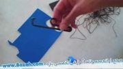 آموزش ساخت جاروبرقی برای خانه عروسک - آموزش دخترانه