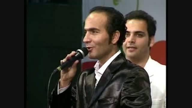 طنز و شوخی احسان علیخانی و طنز جالب حسن ریوندی - باحال