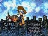 تیتراژ پایانی ژاپنی فصل اول  دیجیمون 1