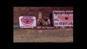 دندان پزشکی خیابانی در هندوستان