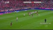 گل های بازی بایرن مونیخ 2 - 0 اشتوتگارت