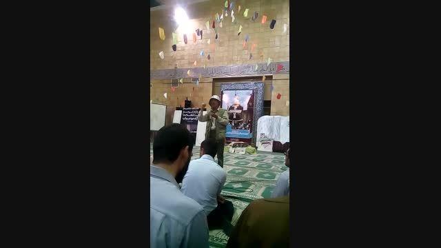 دکتر عابدی کوی دانشگاه و ارشاد دانشجویان