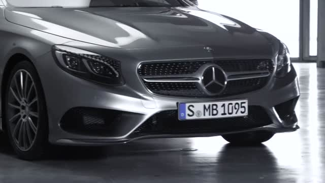 مرسدس بنز کوپه جدید - 2015 Mercedes-Benz S-Class Coupe