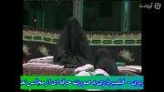 تعزیه فاطمه زهرا محمد رضایی و گلختمی در تهران