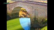 پل جمعه بازار (خشت پل) جویبار