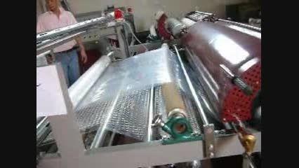 خط تولید پاکت حبابدار پستی 09122510000 و 09122520000
