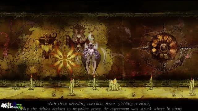 گیم پلی بازی Aaru's Awakening از سایت آل گیم
