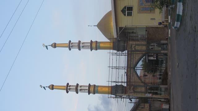 دارابکلا - میدان امام حسین علیه السلام و مسجد