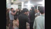 مراسم سینه زنی محرم وصفر...مسجد امام حسین(ع)شهرخنجین8
