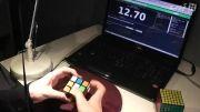 Rubik's CubeOH 8.00-Michał Pleskowicz -cubepress.ir