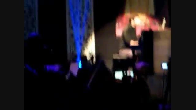 سامی یوسف - اجرای ترانه بسویم آمدی در کنسرت تطوان 2015