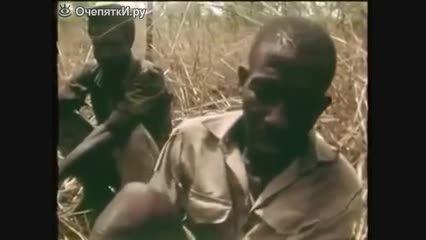 روش عجیبی برای گرفتن مار پایتون در افریقا