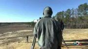 6. مدرسه اسنایپر آمریكا Sniper School - دریافت نشانه اسنایپر