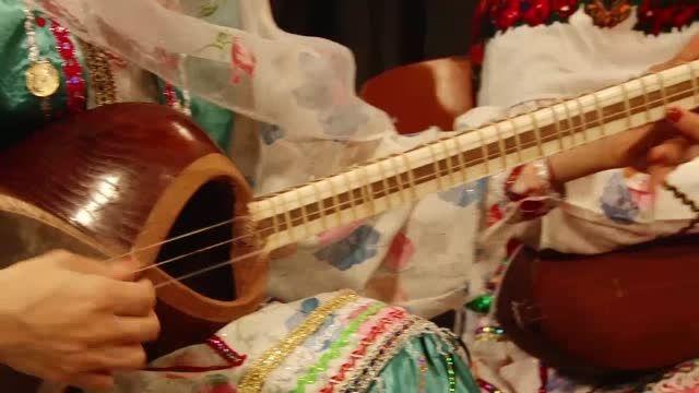 آهنگ محلی خراسانی-قطعه ی شنیدنی و زیبای یار قوچانی