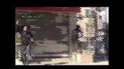 تک تیرانداز ارتش سوریه و زدن تروریست