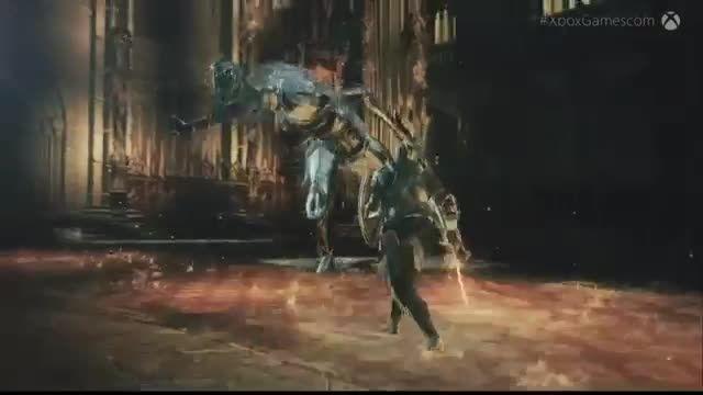 تریلر گیم پلی Dark Souls 3