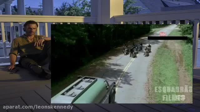 پرومو جدید فصل 6 قسمت 9 سریال مردگان - The Walking Dead
