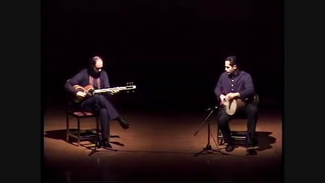اجرای قطعاتی از  مرحوم استاد محمد رضا لطفی _ تار و تنبک
