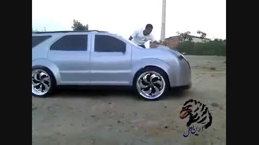 عجب ماشینیه