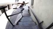 Franky Morales hits the streets of Cali - 2013