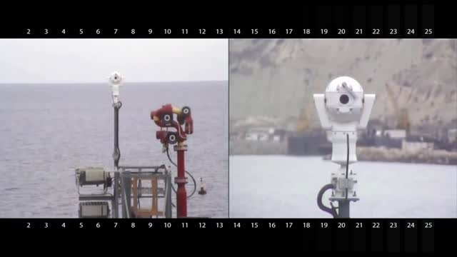 دوربین مداربسته MIC 440 Explosion Proof PTZ - Bosch
