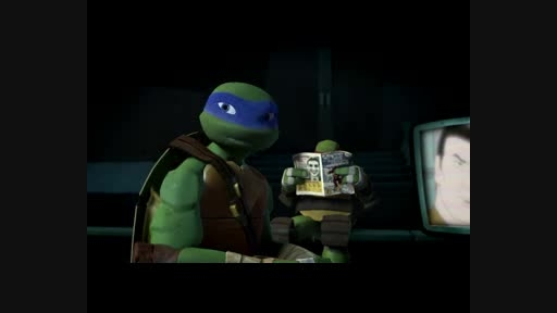 لاکپشت های نینجا 2012 از اعماق قسمت3 دوبله فارسی