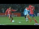 پاس گل های مسی در تیم ملی آرژانتین
