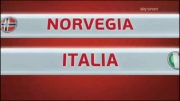 نروژ 0 : 2 ایتالیا - مقدماتی یورو 2016