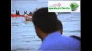 اجرای ترانه محلی / دریاچه هامون - زابل