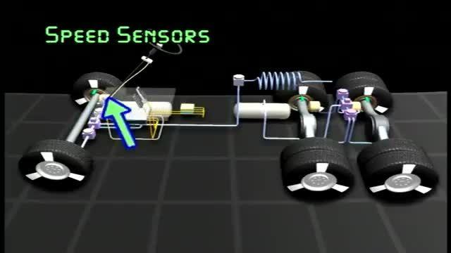 نحوه عملکرد ترمز ESP در خودرو های سنگین