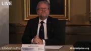 ویدئوی مراسم اهدای نوبل شیمی 2014