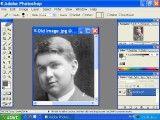 آموزش ترمیم عکس و رنگی کردن آن در فتوشاپ