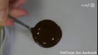 درست کردن ظرف کاکائویی با بادکنک!!!!