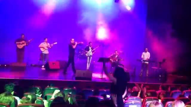 کنسرت شهرام شکوهی در دبی - انگیزه