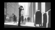 انیمیشن عاشقانه مرد کاغذی