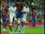 گل های دیدار بارسلونا و رئال مادرید