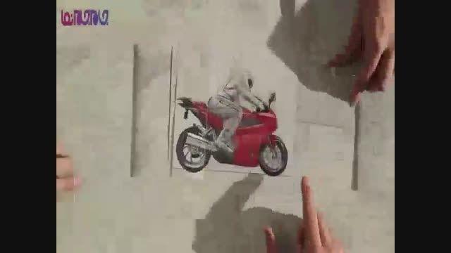 فیلمی که هوندا ساخت Honda فیلم کلیپ گلچین صفاسا