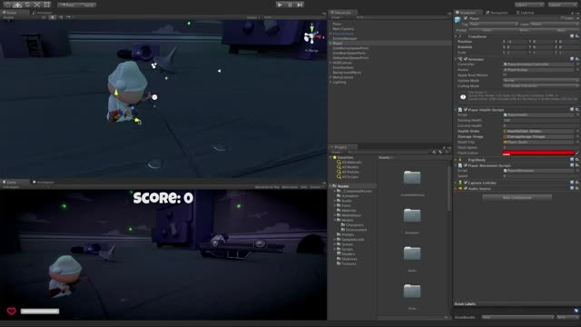 سری آموزشی Unity3d (نکته ها) - Snapping