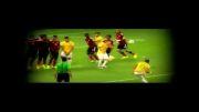 حرکات نیمار مقابل کلمبیا