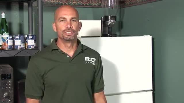 چگونگی تعویض لاستیک درب یخچال توسط خودتان